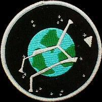 DAEDALUS PEGASUS GALAXY - UNIFORM PATCH