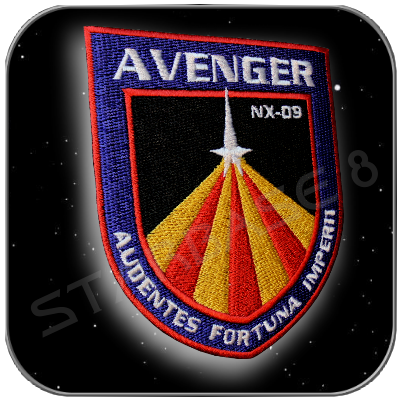 AVENGER NX-09 UNIFORM PATCH
