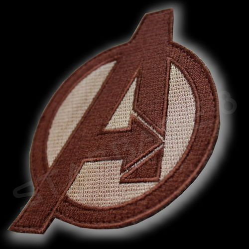 THE AVENGERS Costume Patch Camo
