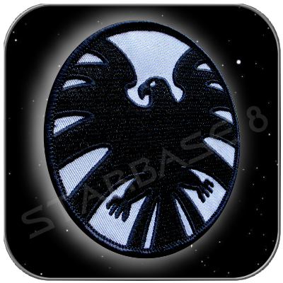 S.H.I.E.L.D. EMBLEM UNIFORM AUFNÄHER (Version 1)