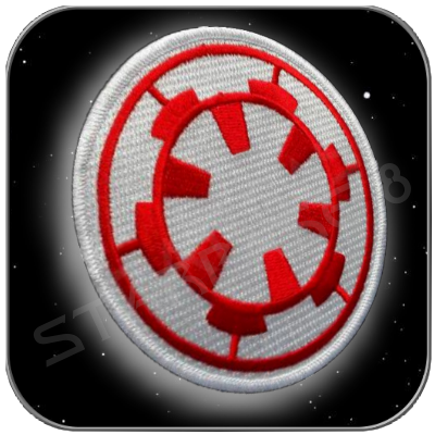 IMPERIAL FORCES LOGO UNIFORM PATCH