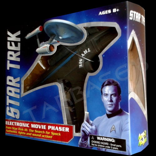 STARFLEET TYP 2 PHASER (DIAMOND ROLEPLAY TOY)