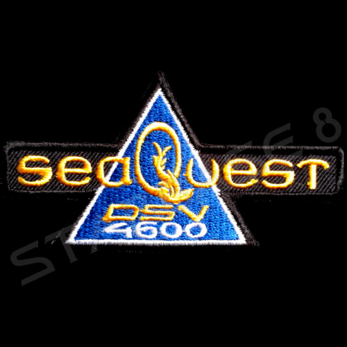 SEAQUEST DSV 4600 UNIFORM PATCH