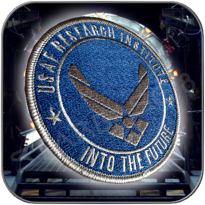 USAF RESEARCH INSTITUTE - UNIFORM PATCH