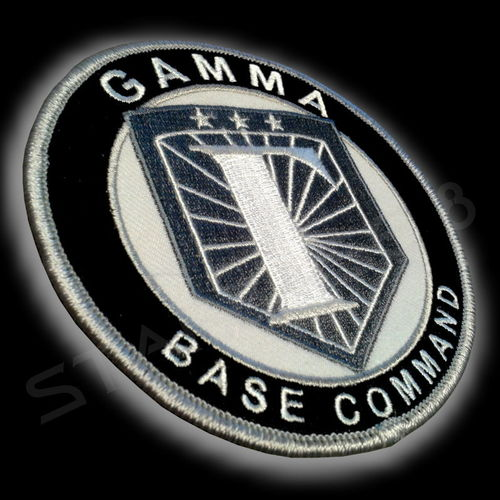 GAMMA BASE UNIFORM PATCH