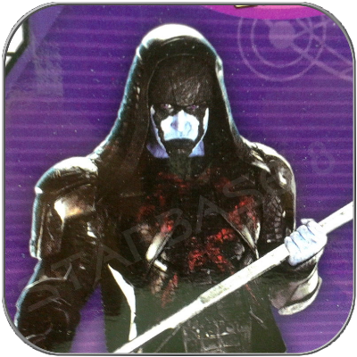 RONAN the ACCUSER - HASBRO ACTION FIGURE - GUARDIANS OF THE GALAXY