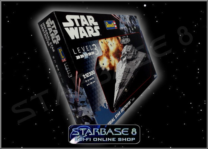 imperial star destroyer star wars revell modell bausatz rogue one. Black Bedroom Furniture Sets. Home Design Ideas