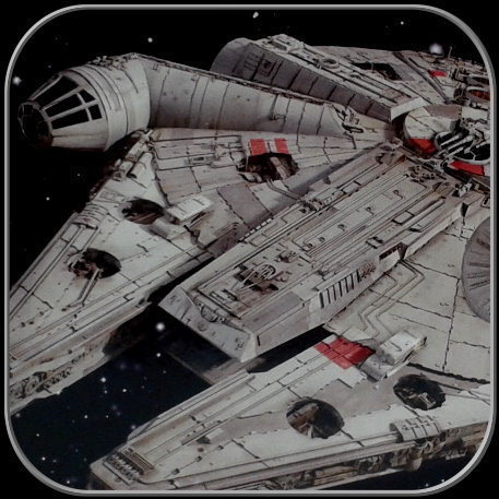 MILLENNIUM FALCON - STAR WARS REVELL MODEL KIT