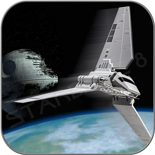 IMPERIAL SHUTTLE TYDIRIUM - REVELL STAR WARS MODEL KIT
