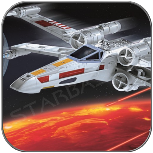 X-WING FIGHTER - STAR WARS REVELL BAUSATZ
