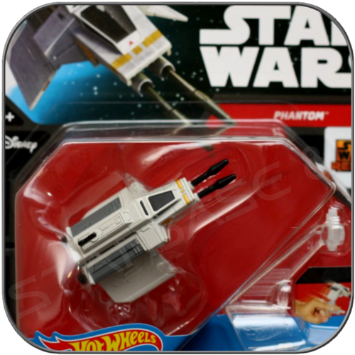 PHANTOM - STAR WARS HOT WHEELS DIE-CAST MODEL