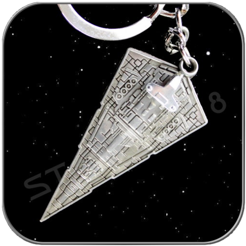 STARDESTROYER KEYCHAIN STAR WARS