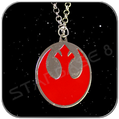 REBEL SIGN STAR WARS NECKLACE
