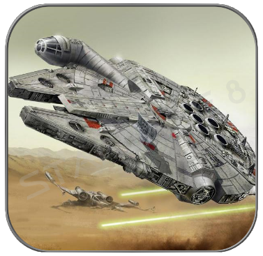 MILLENNIUM FALCON 1:72 - STAR WARS REVELL MODEL KIT