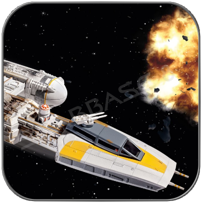 Y-WING STARFIGHTER 1:72 - STAR WARS REVELL MODEL KIT
