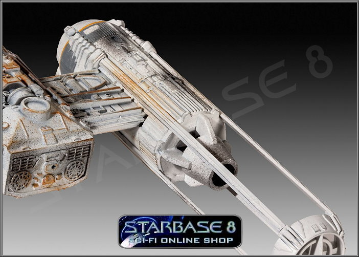y wing starfighter 1 72 star wars revell modell bausatz rogue one. Black Bedroom Furniture Sets. Home Design Ideas