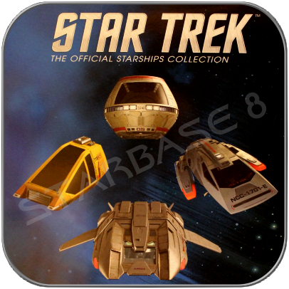SHUTTLE SPECIAL SET 3 (EAGLEMOSS Special Collector Edition)