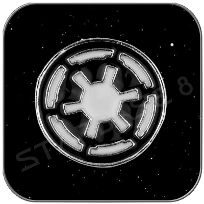 IMPERIAL PIN - STAR WARS
