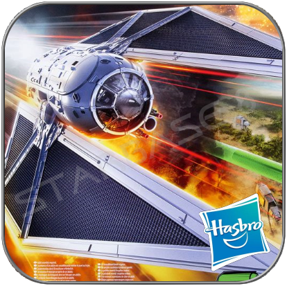 TIE STRIKER - STAR WARS ROGUE ONE - HASBRO TOYS