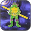 DONATELLO TURTLE PIN