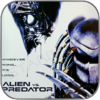 ALIEN vs. PREDATOR POSTKARTE (OFFICIAL MOVIE POSTER)