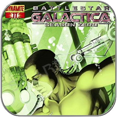 BATTLESTER GALACTICA COMIC SEASON ZERO Vol. 11