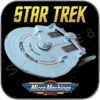 USS RELIANT - MIRANDA CLASS - STAR TREK MICRO MACHINES