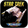 VULCAN SURAK SHUTTLE - STAR TREK MICRO MACHINES