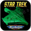 ROMULAN WARBIRD D'DEDIREX KLASSE - STAR TREK MICRO MACHINES