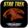 FERENGI MARAUDER CRUISER - STAR TREK MICRO MACHINES