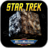 BORG COLLECTIVE CUBE - STAR TREK MICRO MACHINES