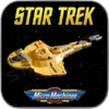 CARDASSIAN GALOR WARSHIP - STAR TREK MICRO MACHINES