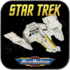KAREMMA VESSEL - STAR TREK MICRO MACHINES