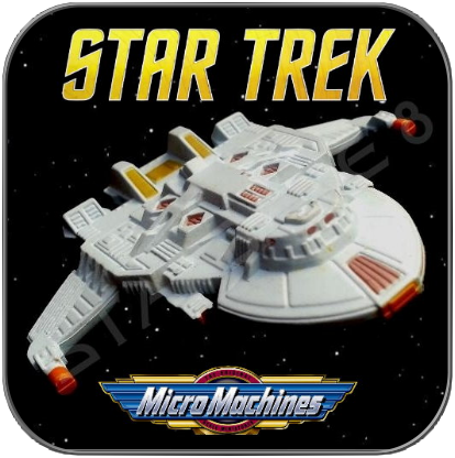 MAQUIS RAIDER - STAR TREK MICRO MACHINES