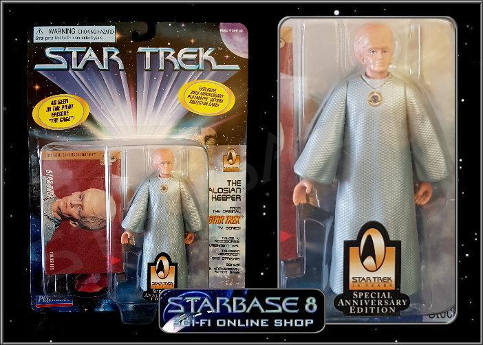 Action Figure Star Trek The Original Series Talosian 5 inch
