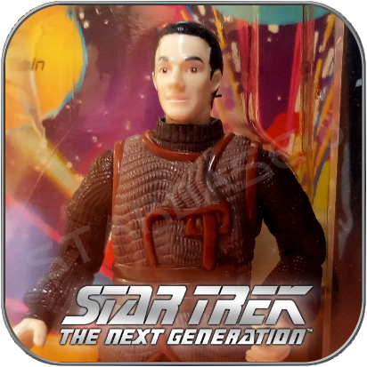 LORE - STAR TREK PLAYMATES ACTION FIGUR
