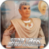 AMBASSADOR SAREK - STAR TREK PLAYMATES ACTION FIGUR