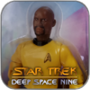 Cpt. BENJAMIN SISKO - STAR TREK PLAYMATES ACTION FIGUR
