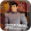 AMBASSADOR SPOCK - STAR TREK PLAYMATES ACTION FIGUR