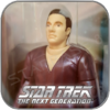 PROFESSOR DATA - STAR TREK PLAYMATES ACTION FIGUR