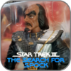 KLINGON COMMANDER KRUGE - STAR TREK PLAYMATES ACTION FIGUR