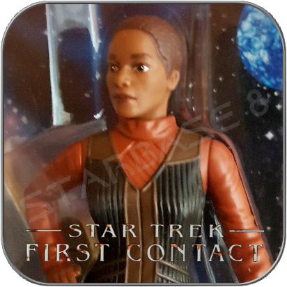 LILY - STAR TREK PLAYMATES ACTION FIGUR