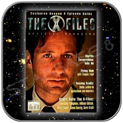X-FILES MAGAZIN Vol. 2