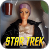 EDITH KEELER - STAR TREK PLAYMATES ACTION COLLECTOR FIGUR