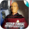 JEAN LUC PICARD - STAR TREK PLAYMATES ACTION COLLECTOR FIGUR