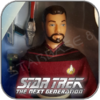 WILLIAM RIKER - STAR TREK PLAYMATES ACTION COLLECTOR FIGUR