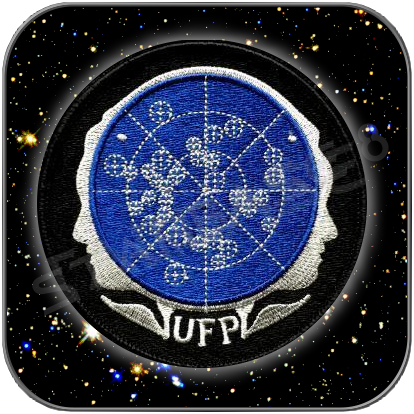 UNITED FEDERATION OF PLANETS TOS AUFNÄHER