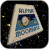 ALPHA MOONBASE SPACE 1999 XL UNIFORM AUFNÄHER
