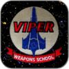 VIPER WAEPONS SCHOOL 1 UNIFORM AUFNÄHER
