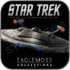 STARSHIP ENTERPRISE NX-01 (EAGLEMOSS STAR TREK MODELL OHNE MAGAZIN)